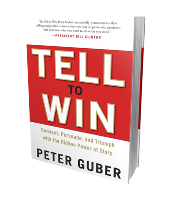 Tell it to Win book cover