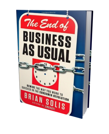 The End of Business as Usual book cover