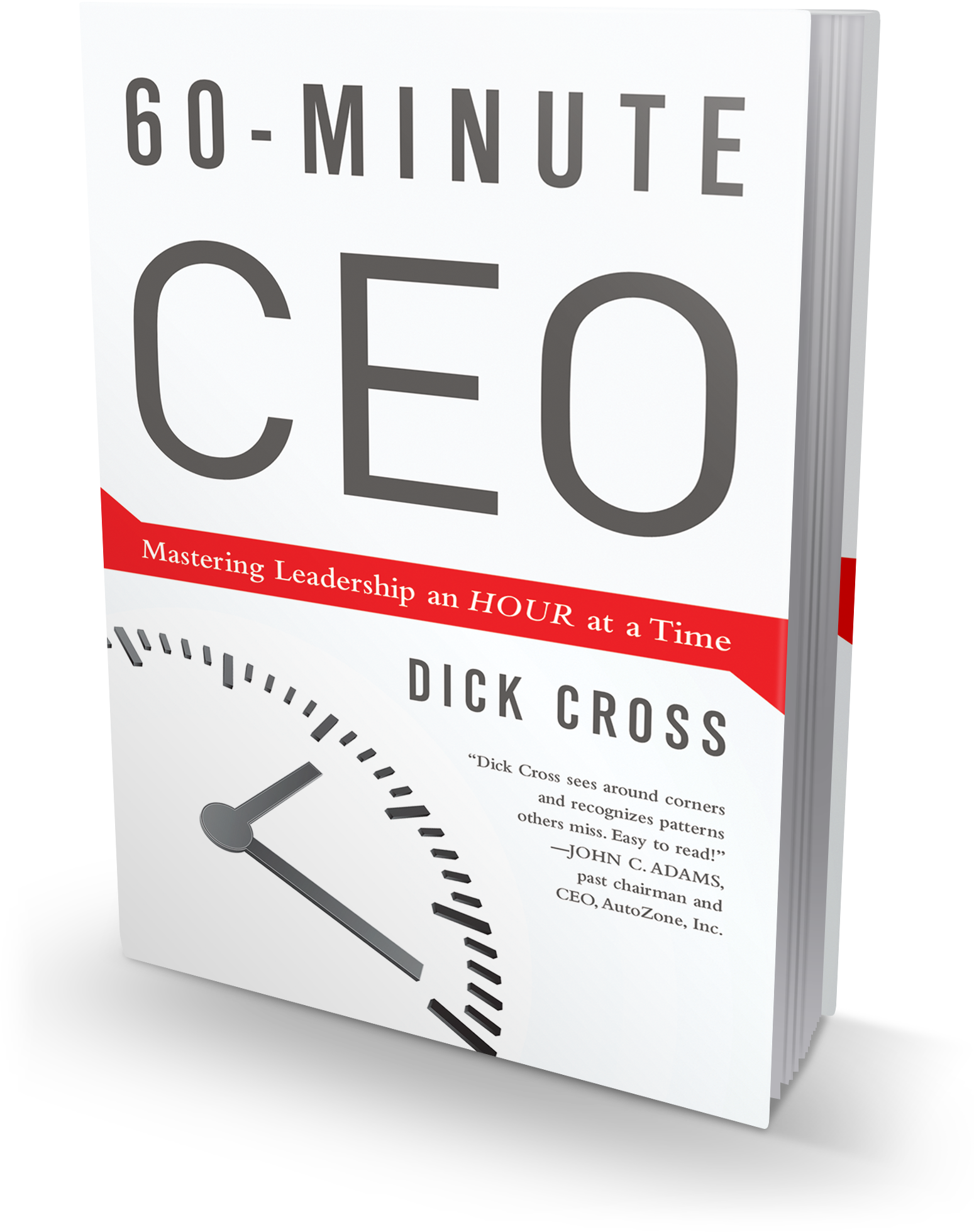 60-Minute CEO book cover