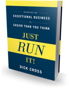 Jus Run It! book cover
